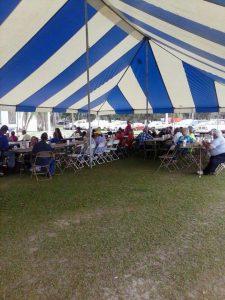 40X60 Revival Tent - Excellent!