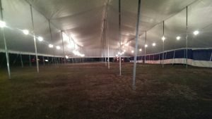 80X200 Pole Tents Party Tents